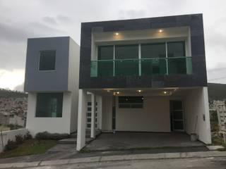 Casas residenciales :  de estilo  por Ingenio Arquitectura y Diseño,