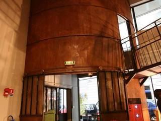 Boutique de décoration la Carlingue Frédéric TABARY Maisons industrielles