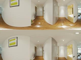 Rendering VR progetto ristrutturazione appartamento di Stefano Mimmocchi Rendering