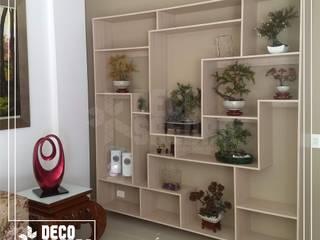 Mueble Decoración de Decosaedro Moderno