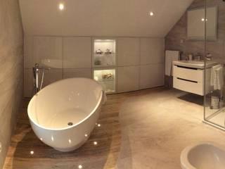 Maxxwell AG BanheiroBanheiras e duchas Quartzo Branco