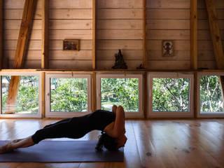 Ashantanga Yoga Chile Casas de estilo minimalista de Dx Arquitectos Minimalista