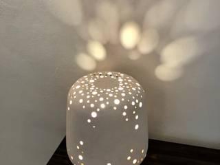 Lámparas de mesa Takto Design HogarAccesorios y decoración Cerámica Blanco