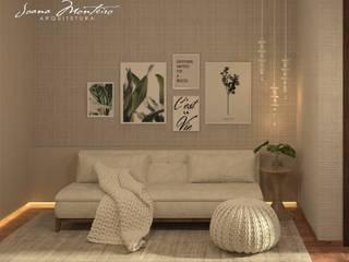 Cuartos de estilo  por Arquiteta Joana Monteiro, Moderno