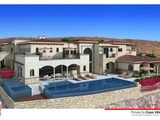 Casa Berman: Casas de estilo  por arquitectura GOSSELIN,
