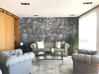 Urbyarch Arquitectura / Diseño Living room