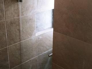 CASA AGUA GRANDE. Baños modernos de JAI DISEÑO Y CONSTRUCCIÓN EN ALUMINIO Y VIDRIO Moderno