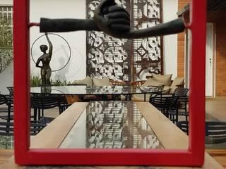 Bares y clubs de estilo moderno de Izabella Biancardine Interiores Moderno