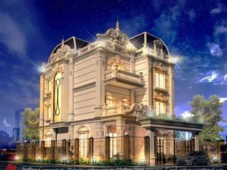 Thiết kế kiến trúc và nội thất biệt thự Mr. Sơn Thiết Kế Nội Thất - ARTBOX ArtworkOther artistic objects