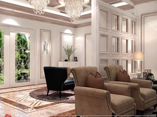 Thiết Kế Nội Thất - ARTBOX 客廳沙發與扶手椅