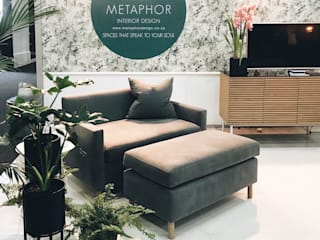 Metaphor Design at Decorex by Metaphor Design Modern