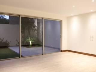 San Jerónimo Aculco, Espectacular desarrollo de 9 casas de lujo y jardín privado Salones modernos de Zona R&G Moderno
