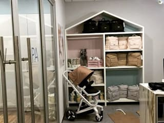 remodelaciones de espacios Estudios y despachos modernos de MOBin Moderno