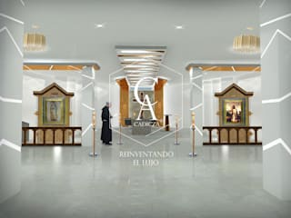 by CADICZA | Arquitectos Modern
