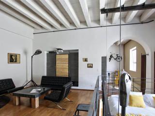 Le loft du port de marseille Frédéric TABARY Maisons modernes