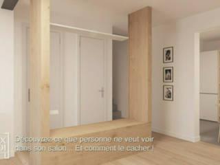 Modern Houses by Frédéric TABARY Modern