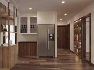 Thiết kế nội thất chung cư N01-T8 khu Ngoại Giao Đoàn Thiết Kế Nội Thất - ARTBOX KitchenElectronics