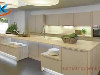 Phân tích ưu, nhược điểm tủ bếp laminate an Cường bởi Nội thất Nguyễn Kim