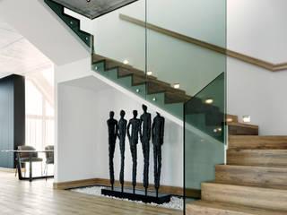 The Private House In Balaton Village: minimalist  by ARCHEVISTA DESIGN,Minimalist