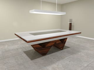Modern living room by Bilhares Europa Modern
