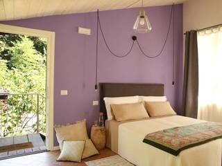 BED & BREAKFAST Camera da letto rurale di Rina Agostino Architetto Rurale