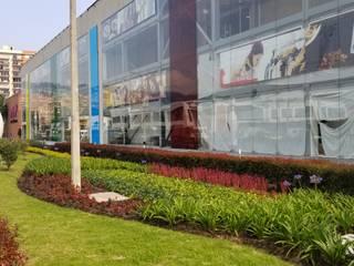 Centro Comercial Cedritos 151 Folia - Arquitectura y Diseño del Paisaje Centros comerciales Verde