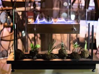 Chimeneas Aranza HouseholdAccessories & decoration Metal Brown