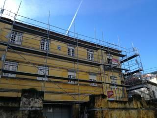 Reabilitação Residência de Estudantes Casas modernas por Grupo Prummo Moderno