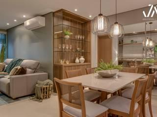 Apartamento em Santos. :   por JM Arquitetura e Design,Moderno