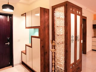 Shoe Rack & The Puja Unit: modern  by U and I Designs,Modern