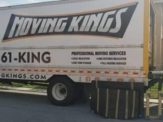 โดย Moving Kings Van Lines คลาสสิค