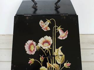 Maisondora Vintage Living SalonCheminées & accessoires Métal Noir