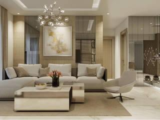 Modern Oturma Odası De Panache Modern