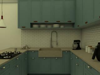 Cozinha Clássica Cozinhas clássicas por Shara Andreas Arquiteta Clássico