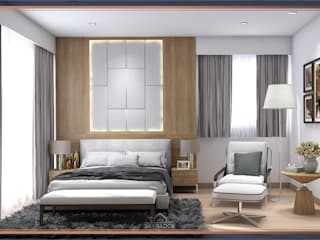 modern  by BAANSOOK Design & Living Co., Ltd., Modern