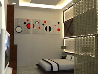 Appartement Design @ Thanjavur by Designer M - by Ar Sameem Modern