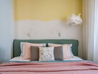 Scandinavian style bedroom by Анна Морозова Scandinavian
