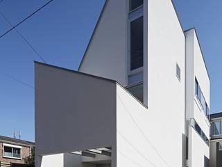 天沼の家/House in Amanuma の 株式会社山本浩三建築設計事務所 モダン