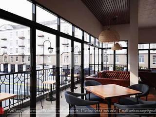 Thiết kế nội thất quán cafe Viet Coffee Bean Thiết Kế Nội Thất - ARTBOX Nhà hàng