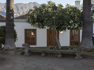 AlbertBrito Arquitectura Rumah pasif Batu White