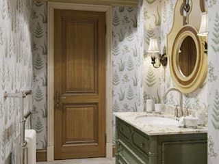Bathroom by MARION STUDIO, Classic