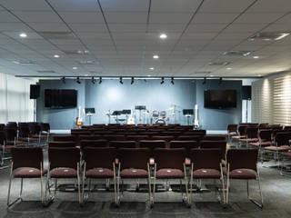 鈊楹室內裝修設計股份有限公司 Event Venue Modern