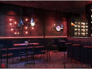 Thiết kế nội thất pub Laguna 04 Thiết Kế Nội Thất - ARTBOX