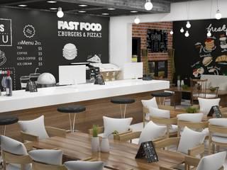 Bar Interior: modern  by Innovative Wonders, Modern