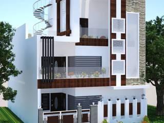 House :  Multi-Family house by Innovative Wonders,
