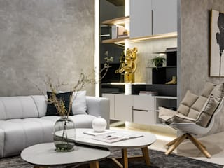 Fertility Design 豐聚空間設計 Living roomStorage