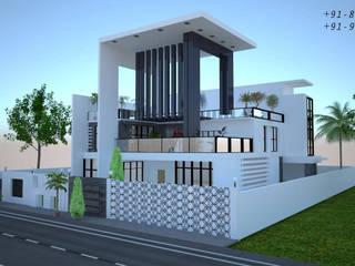 House:  Single family home by Innovative Wonders,
