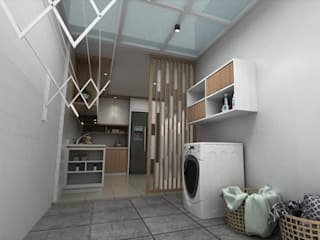Design and Build Gading Pandawa:modern  oleh Maxx Details, Modern