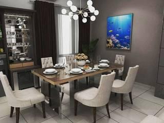 Design Dining Room:modern  oleh Maxx Details, Modern