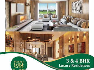 Luxury Homes in Chandigarh by Beverly Golf Avenue - Luxury Homes in Chandigarh